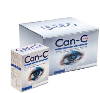 Krople Can C krople do oczu hamujące zaćmę, kataraktę